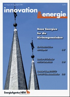 Vorschaubild 1: innovation & energie 4/2013 - deutsche Version