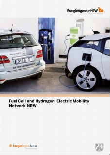 Vorschaubild 1: Fuel Cell and Hydrogen, Electric Mobility Network NRW