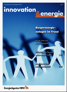 Vorschaubild 1: innovation & energie 1/2013