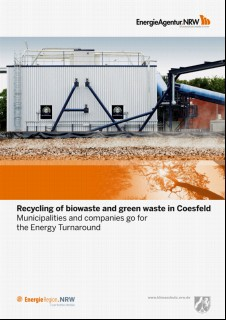 Vorschaubild 1: Recycling of biowaste and green waste in Coesfeld- Municipalities and companies go for the Energy Turnaround