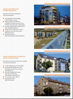 Vorschaubild 3: Building with the sun - 50 solar energy housing estates in North Rhine-Westfalia