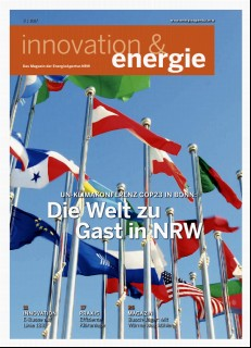 Vorschaubild 1: innovation & energie 3/2017 - deutsch
