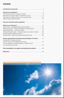 Vorschaubild 3: Climate protection via community power projects
